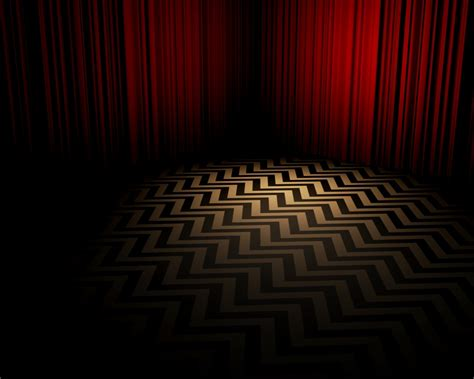 twin peaks red curtains twin peaks in minecraft the black lodge screenshots