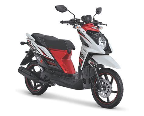 Striping Yamaha X Ride Inter Milan harga dan spesifikasi yamaha x ride