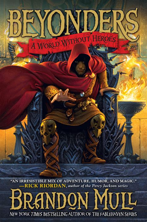 Brandon Mull Official Publisher Page a world without heroes book by brandon mull official publisher page simon schuster