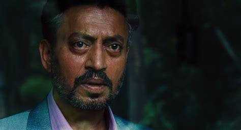 Irrfan Khan's Blink And Miss Scene In The 'Jurassic World ...