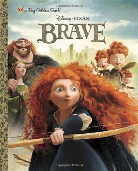 brave big golden book a mighty