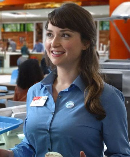 zillow commercial actress did we just milana vayntrub i refuse to follow your blog