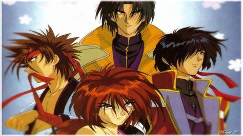 Anime On by Rurouni Kenshin Anime Wallpapers 4kwallpapersapp