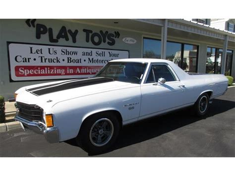 1972 el camino for sale 1972 chevrolet el camino for sale on classiccars 26