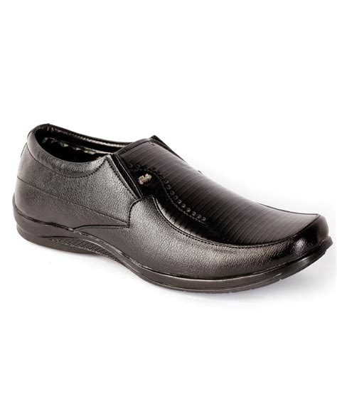 n shoes shoes n style black leather formal shoes for price in