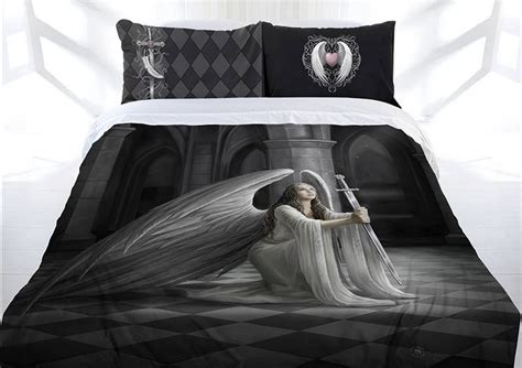 anne stokes bedding anne stokes collection the blessing doona cover bed set