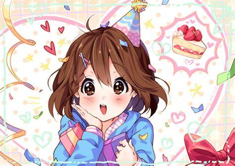 wallpaper anime fanart video fanart ho kago cake time by hyanna natsu on