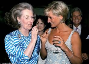 raine spencer stepmother of princess diana dies aged 87 princess diana s stepmother raine spencer dies at the age