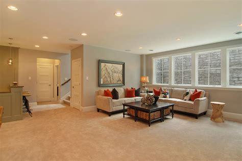 great neighborhood homes transitional basement