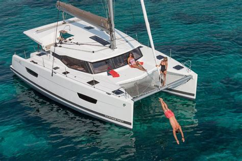 catamaran or sailing boat croatia travel boat