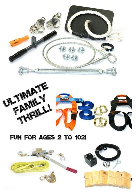 backyard zip line kit 46 best images about zip line kits on pinterest cable