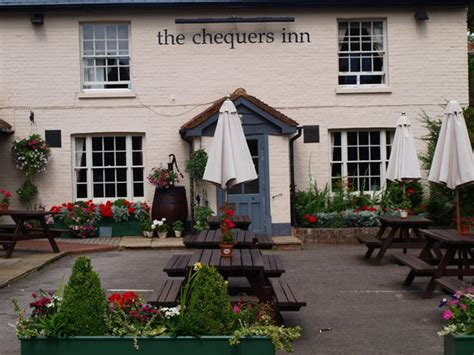 Garden Inn Westton Nj by The Chequers Bar Picture Of The Chequers Inn Weston