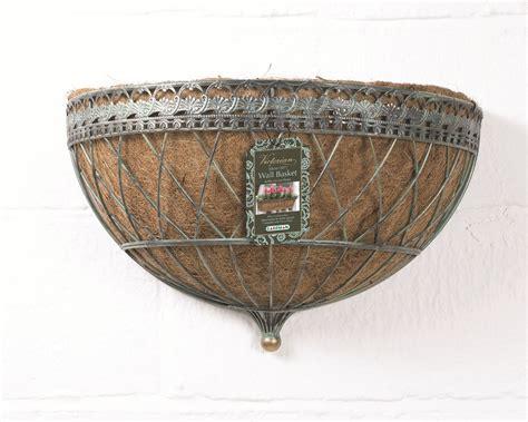 50cm decorative wall basket 163 15 99 - Decorative Basket Wall
