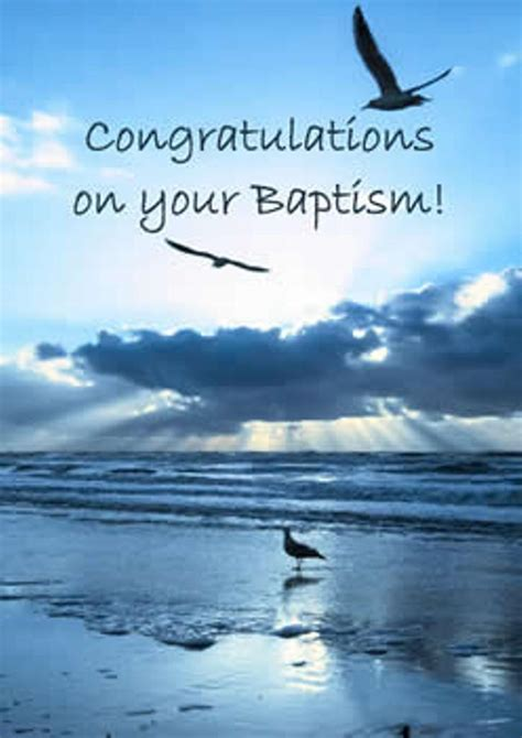 baptism wishes wishes  pictures  guy
