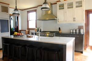 kitchen sink in island eclectic kitchen eclectic kitchen