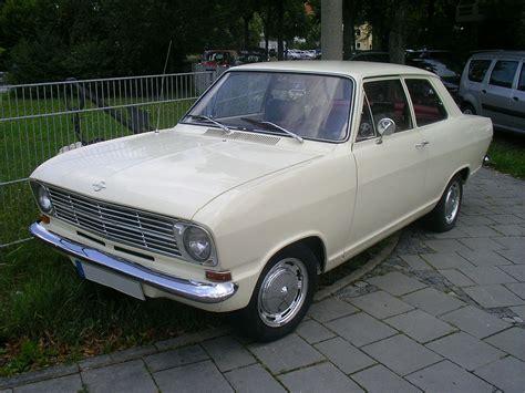 Opel Cadet by Opel Kadett B