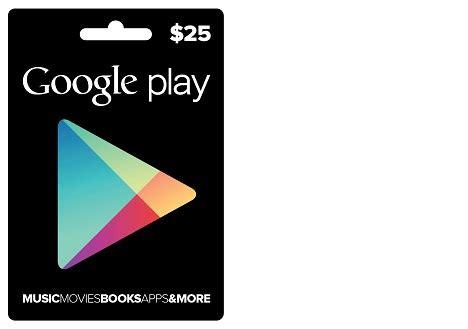 25 Google Play Gift Card - dealdash 25 google play gift card