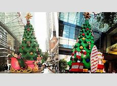 Behind the scenes of Sydney's giant Lego Christmas tree Mothers Birthday Gift