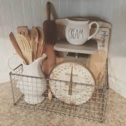 What To Put In Kitchen Canisters 38 best farmhouse kitchen decor and design ideas for 2017