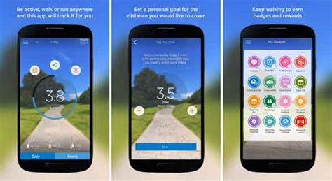 walking app android free bupa launches personalized walking app for android and ios