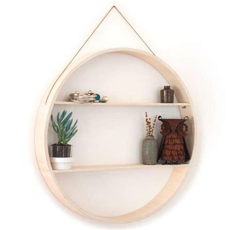 Hanging Box Shelves Circular Shadow Box To Display Your Vintage Mid Century