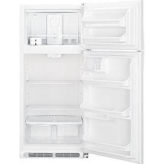 kenmore 60412 18cu ft top freezer refrigerator with wire