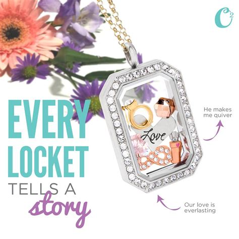 wedding engagement heritage origami owl living locket