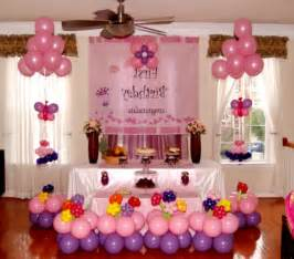Home Birthday Decoration by 1st Birthday Decoration Ideas At Home For Party Favor