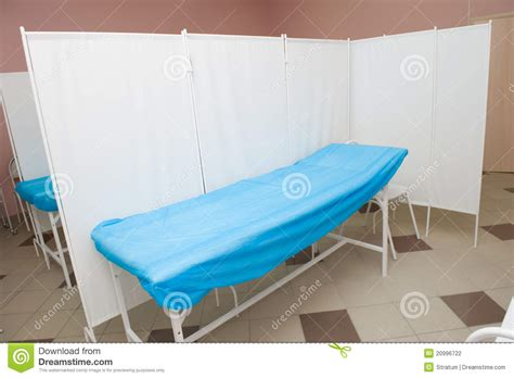 treatment couch medical treatment couch stock photography image 20996722