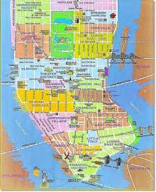 New York Map Districts by Districts Of New York City Images