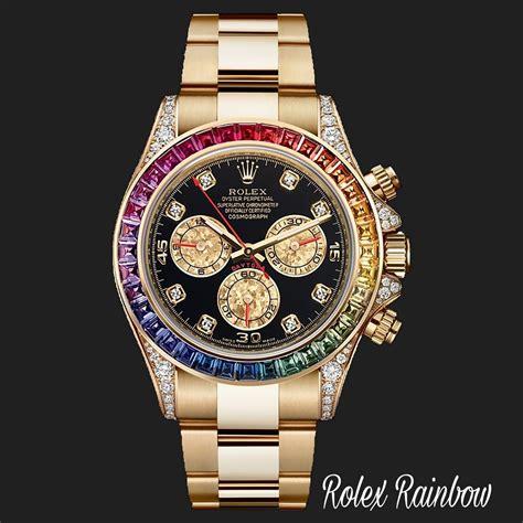 Rolex Daytona Silver Rainbow yesit in shopping india
