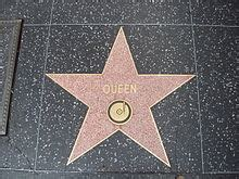 Queen - Wikipedia Hollywood Walk Of Fame Stars Michael Jackson