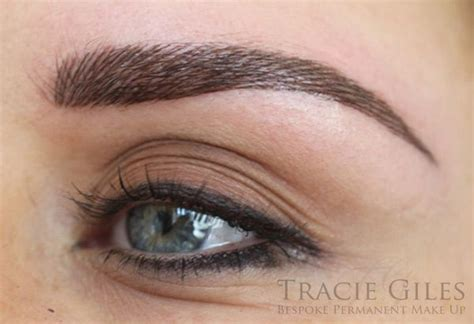tattoo brows london 169 tracy giles permanent makeup beauty pinterest