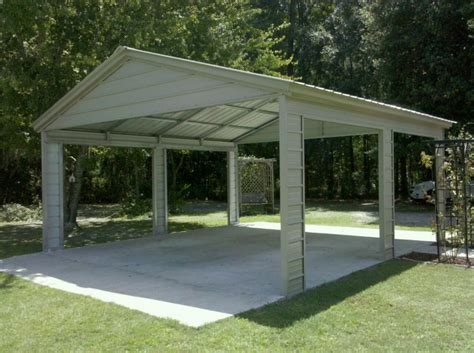 Metal Framed Car Covers by Carports Metal Carports Steel Carports