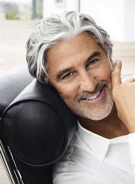 long grey hairstyles for over 50s men 15 older men hairstyles mens hairstyles 2018