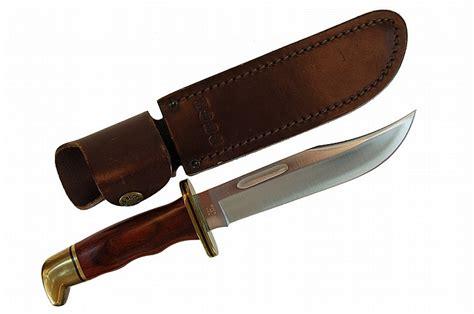 buck 119 wood buck special wood handle 119 knife sheath