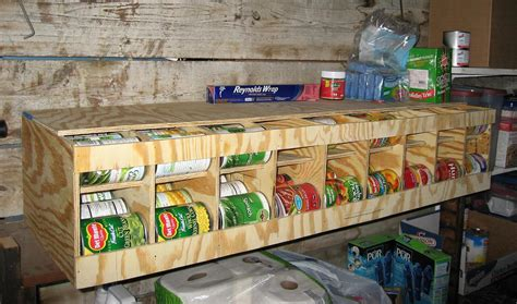 81 can fifo bulk can dispenser organizer 4