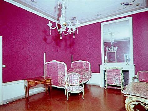 chambre des m騁iers ajaccio maison bonaparte chambre de madame bonaparte