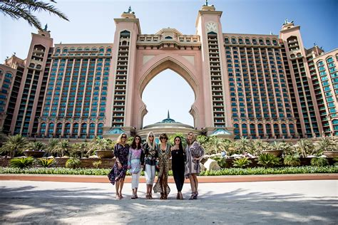 real house of beverly hills real housewives of beverly hills dubai hotel atlantis the palm jetset