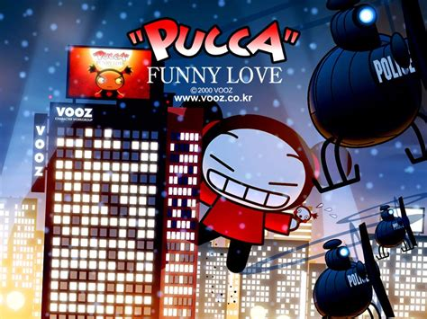 Monkey Wallpaper Pucca S Wallpaper