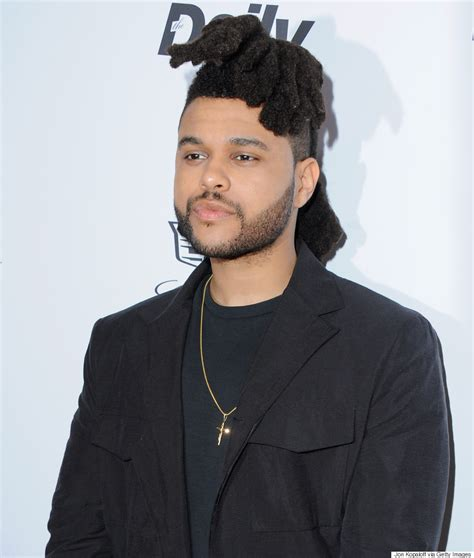 the weekends new haircut the weeknd cut his legendary hair for new album starboy