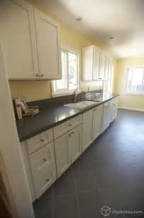 superior Kitchen Gray Walls White Cabinets #1: traditional-kitchen.jpg