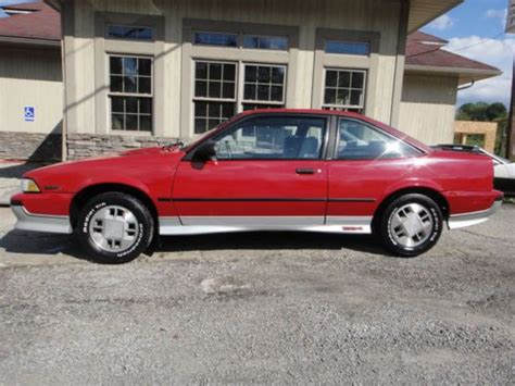 1989 chevrolet cavalier z24 for sale find used 1989 chevrolet cavalier z24 coupe 2 door 2 8l in