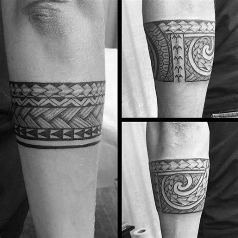 maori armband tattoos for men 60 tribal forearm tattoos for manly ink design ideas
