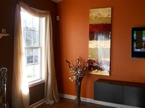 braune wandfarbe braune wandfarbe f 252 r eine gem 252 tliches ambiente im zimmer