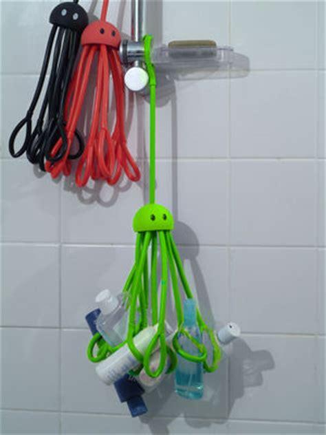 octopus badezimmer octopus duschkrake pa design ablage