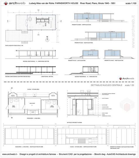 farnsworth house plans best 25 farnsworth house plan ideas on pinterest farnsworth house guthrie house