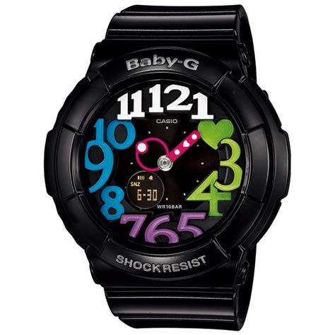 Casio Bga 131 1b e casioオンラインショッピング baby g アクティブな女性のためのカジュアルウオッチbaby gから
