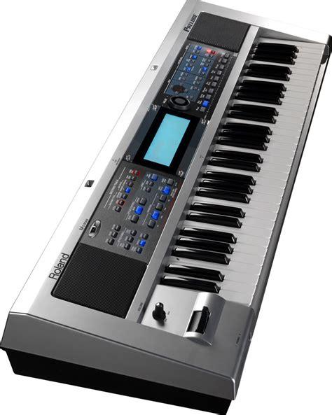 Keyboard Roland roland prelude 61 key portable keyboard w speakers pssl
