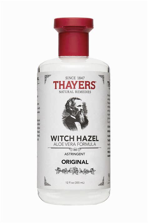 Wardah Nature Daily Moisturizer Gel Witch Hazel thayers free cucumber witch hazel toner thayers remedies